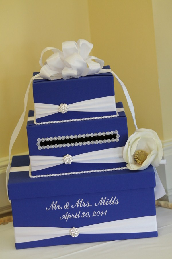 Real Cobalt Blue Wedding In Bowling Green Ky Jesica