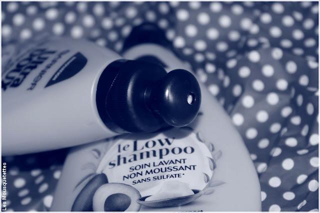 Low Shampoo, shampoing cheveux frisés ou crépus - Garnier - Blog beauté