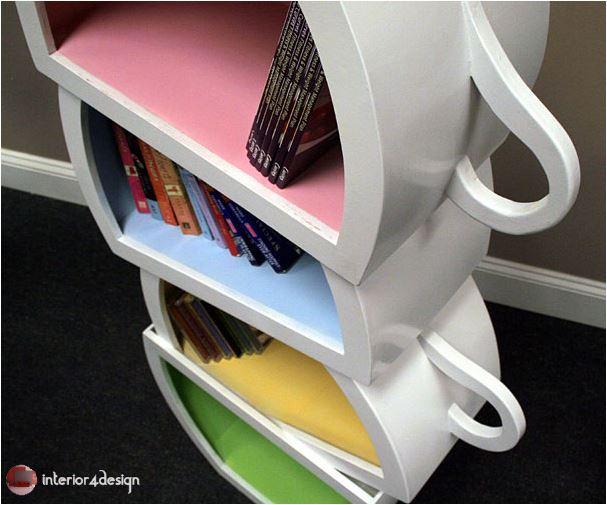 70 Best Bookshelf Designs 11