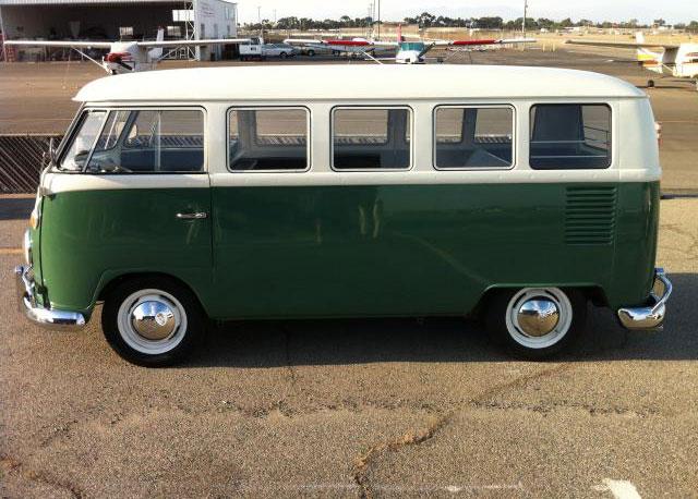 1967 vw bus transporter ii vw bus. Black Bedroom Furniture Sets. Home Design Ideas