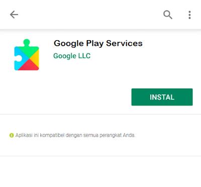 Cara Mengatasi Layanan Google Play Terhenti Di HP Xiaomi