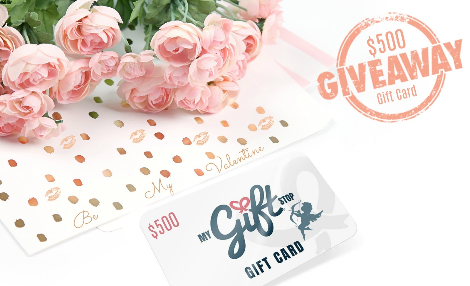 Love Is In The Air And So Is Your Chance To Win A $500 Gift Card From My Gift Stop By Barbies Beauty Bits