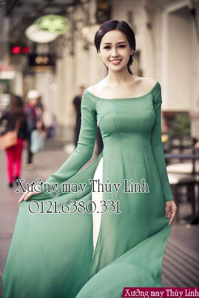 """alt=""""các kiểu cổ áo dài đẹp cho từng vóc dáng """""""