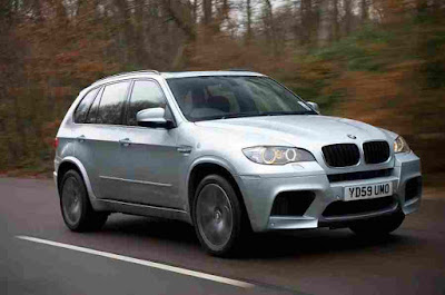 Car Review BMW X5 2007-2013