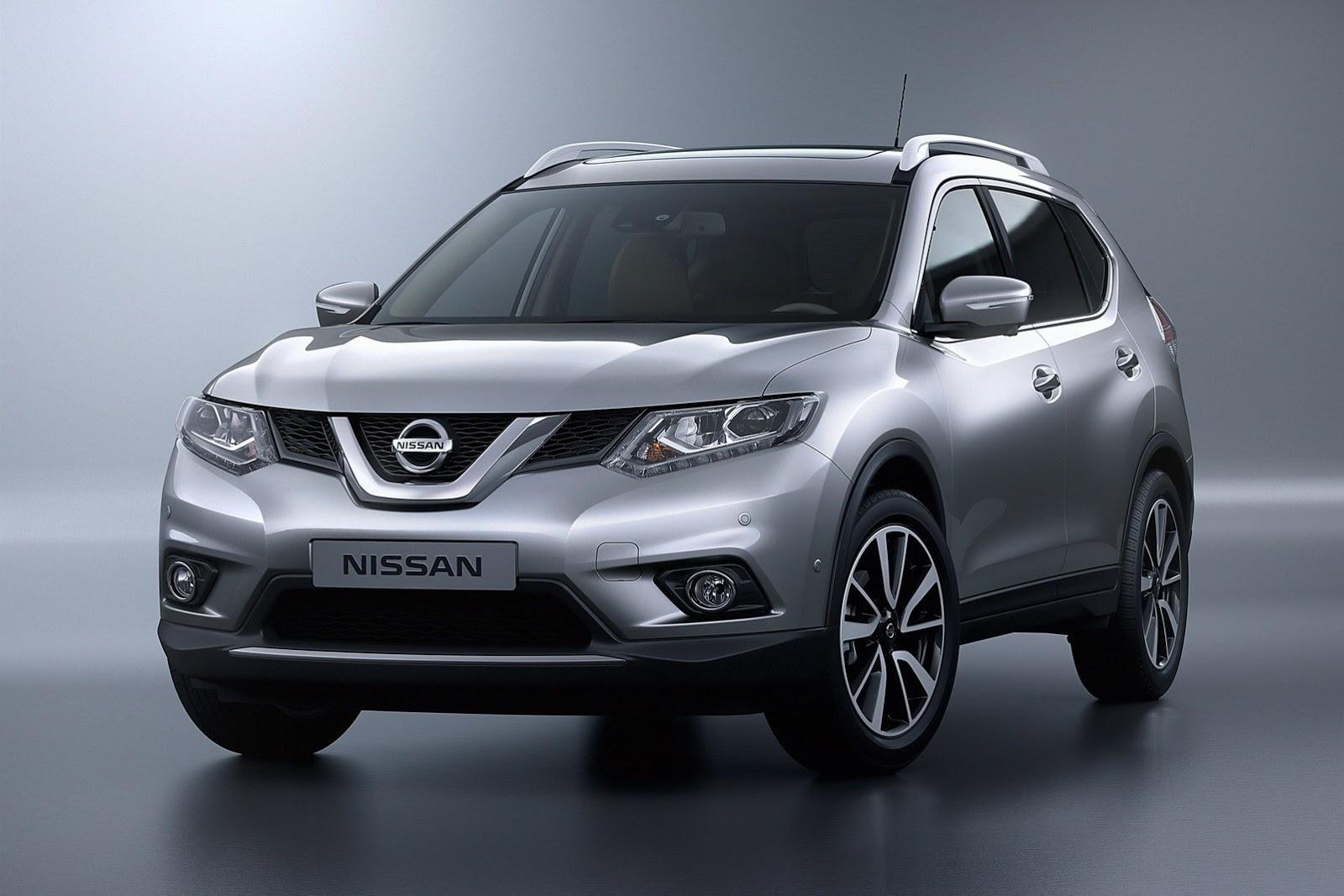 Malaysia Motoring News: 2014 Nissan XTrail Gets Sleeker