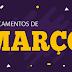 Confira os lançamentos de março da Editora Novo Conceito @Novo_Conceito