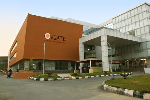 iGATE Global Solutions Limited walk-in for Support - 24-11-2014 To