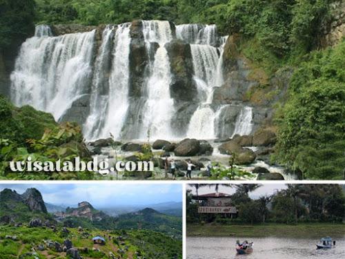 Tempat wisata baru di Kabupaten Bandung Barat