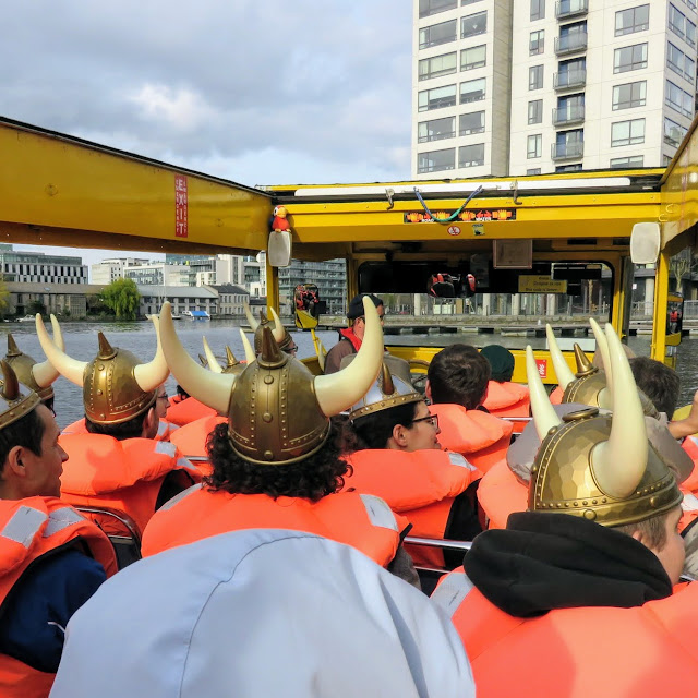 Things to do in Dublin in a day: Take the Viking Splash tour