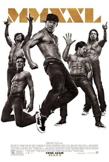 Magic Mike 2 DVDRip Latino