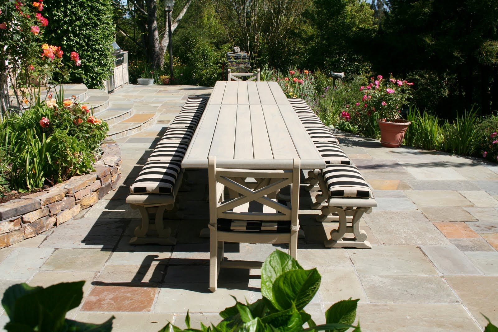 Walters Nyc Blog Reed Bros Big Otdoor Tables For Grand