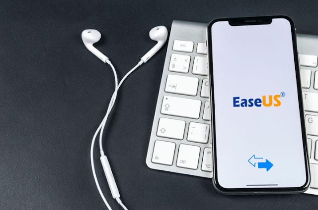 شرح برنامج EaseUS MobiMover 4 لنقل ملفات من ايفون الى كمبيوتر