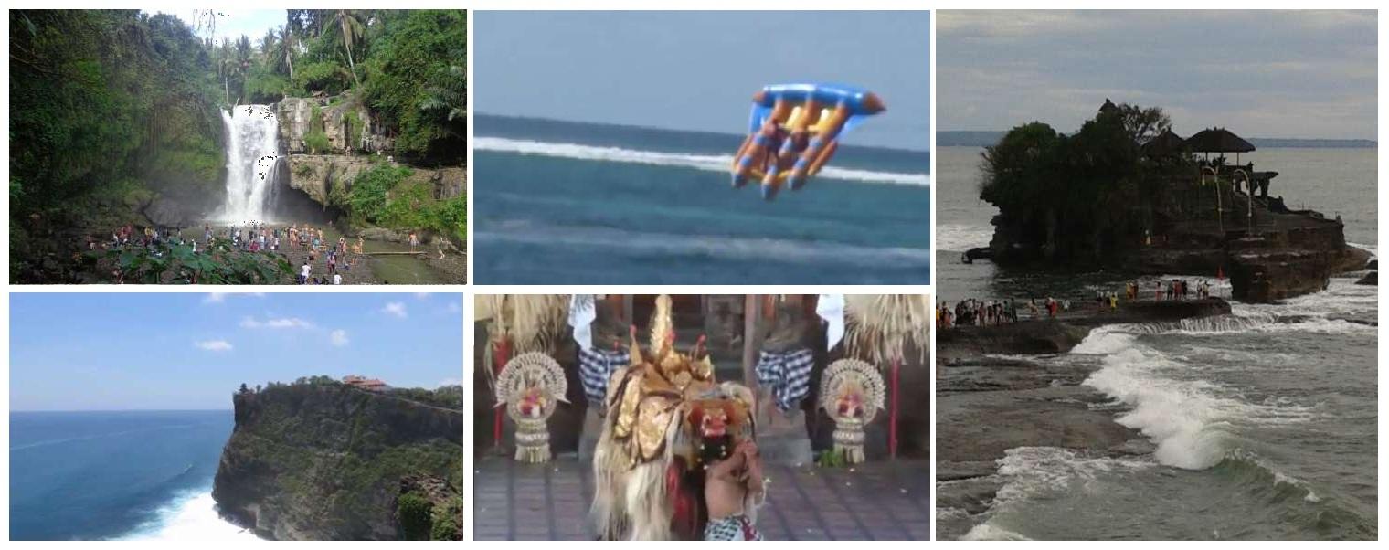 Paket 4 Hari 3 Malam Mentari Bali Tour