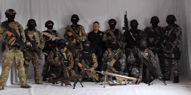 Así interrogaron sicarios a policía de Cuauhtémoc Chihuahua, hoy fue encontrado sin vida
