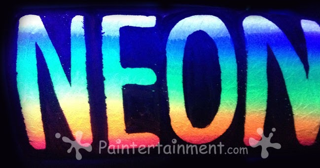 Paintertainment Neon Fluorescent Uv Dayglow What