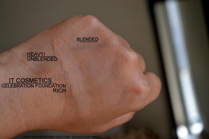 Celebration Foundation Illumination by IT Cosmetics #12