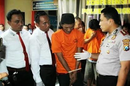 Miris, Ustad di Bangkalan Ini Ternyata Sering Konsumsi Sabu-sabu