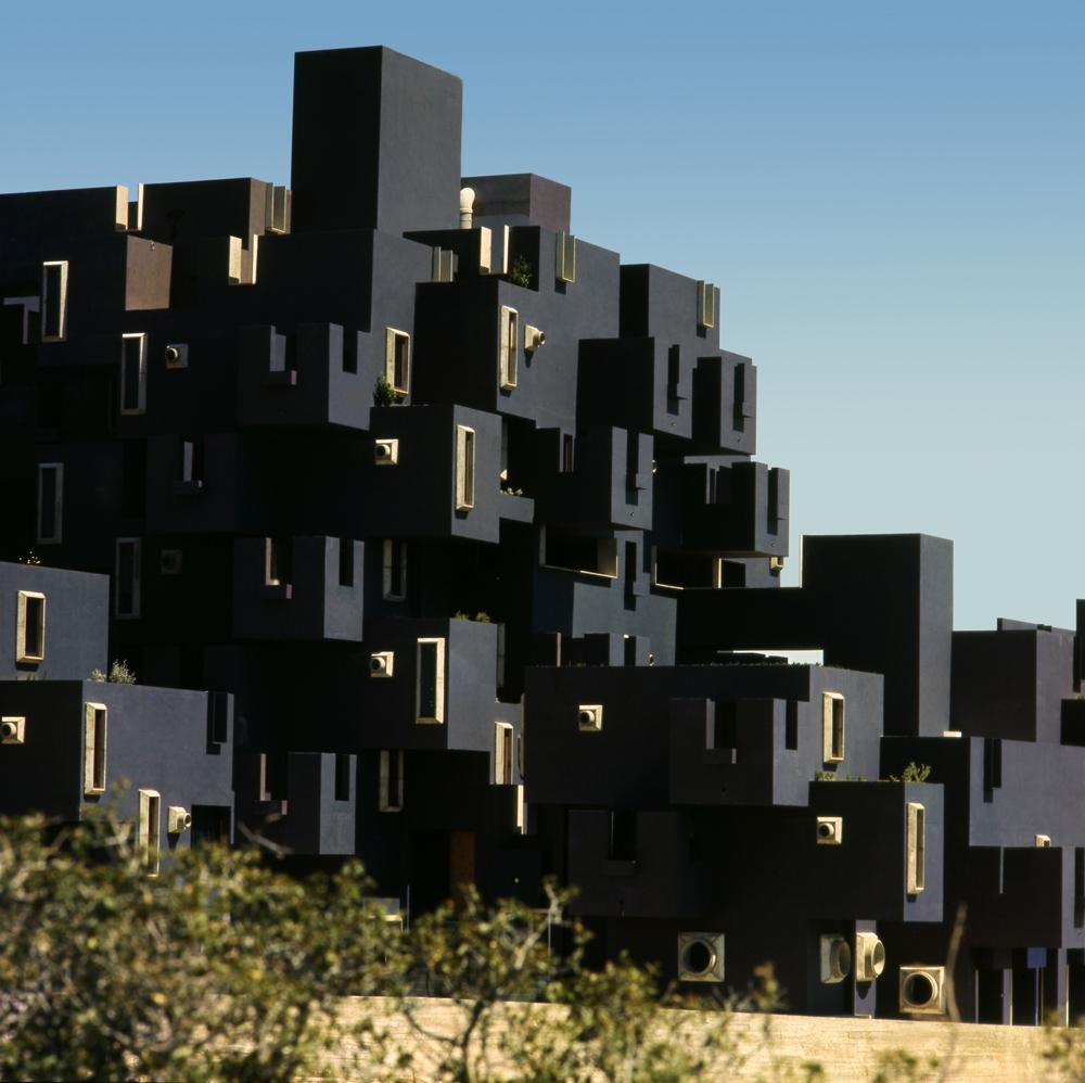 sitges sant pere de ribes kafka s castle ricardo bofill. Black Bedroom Furniture Sets. Home Design Ideas