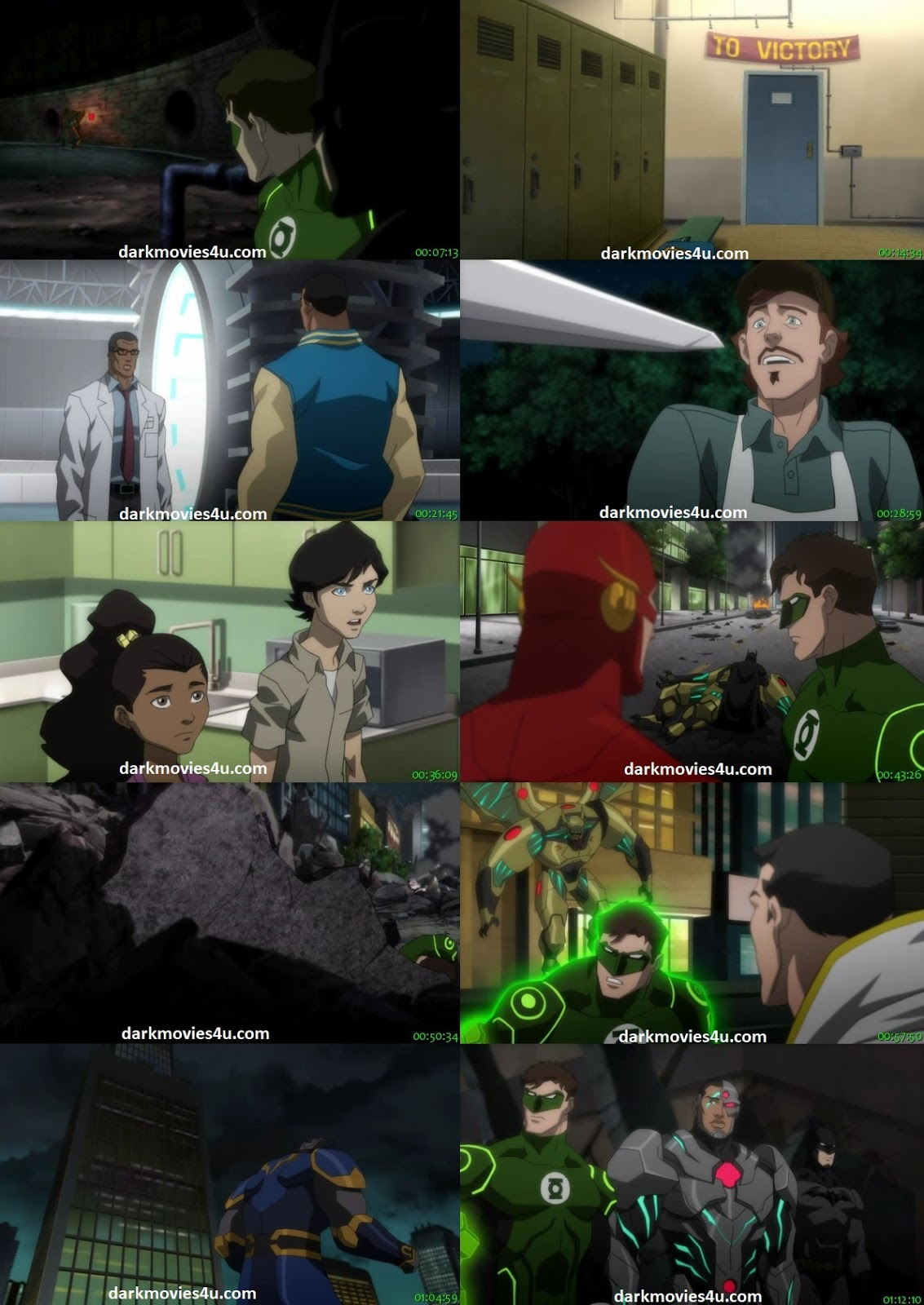 By Photo Congress || Index Of Justice League Animated Series 480p