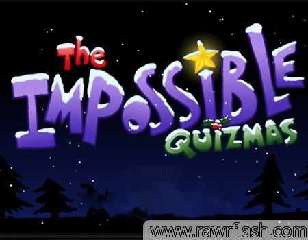Jogos de natal: O Quiz Impossível de Natal.