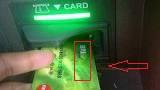 Inilah Posisi Kartu ATM Yang Benar Saat Memasukanya ke Mesin