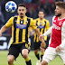 Σημαντική απουσία για τον Άγιαξ εν όψει του ματς με την ΑΕΚ