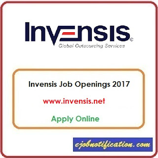 Invensis Hiring Freshers Data Entry Jobs in Bangalore Apply Online