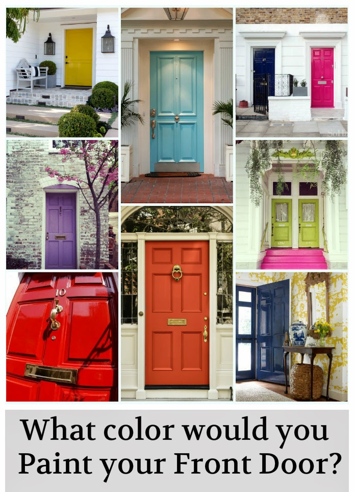 Ciao Newport Beach Color For Your Front Door