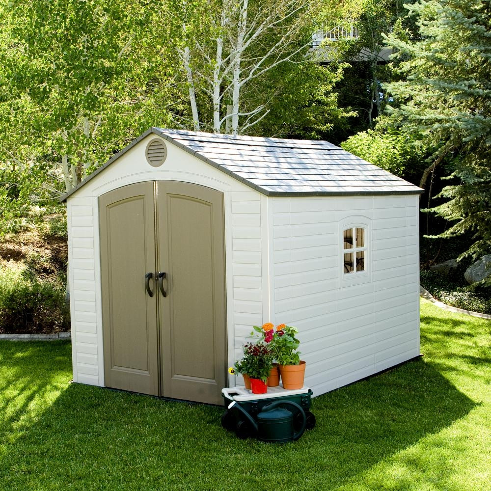 The shed the garden of eaden for Outbuildings and sheds