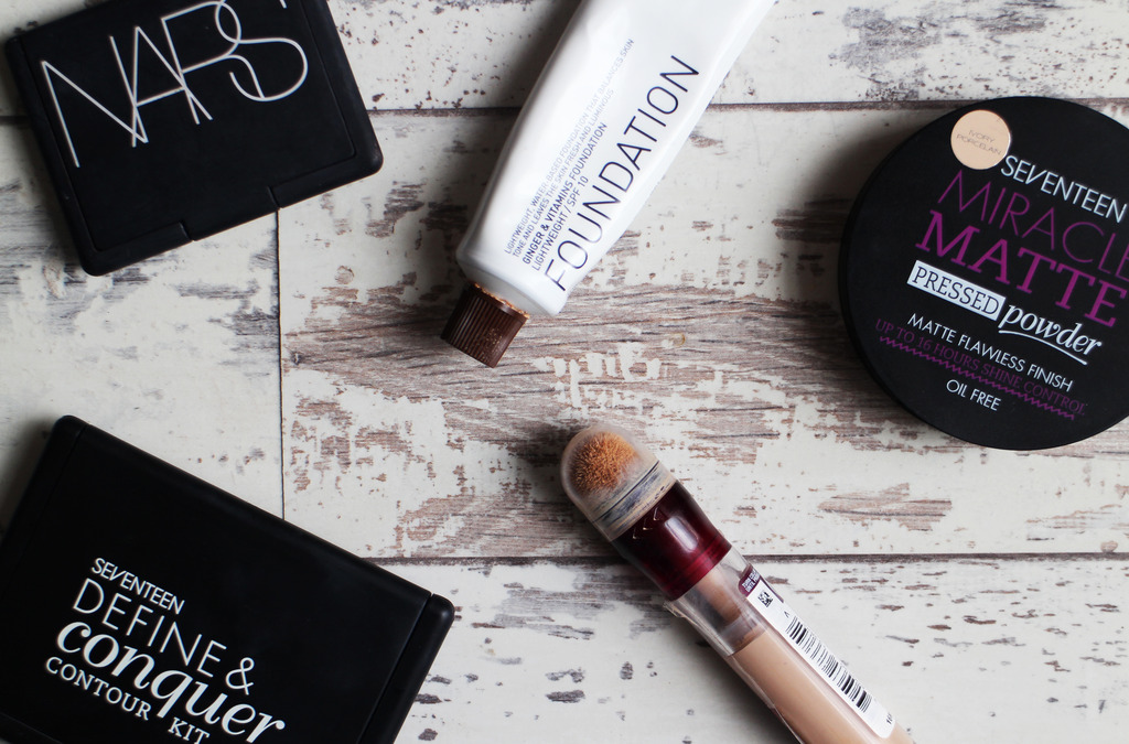 My Current Base Make Up Routine
