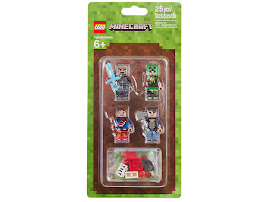 Minecraft Skin Pack 1 Lego Set