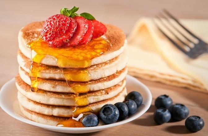 Resep Pancake Saus Karamel Yang Enak