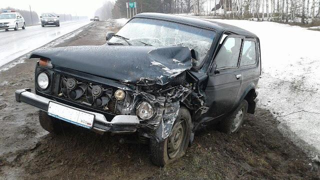 В Башкирии произошло смертельное ДТП: один погиб двое пострадали