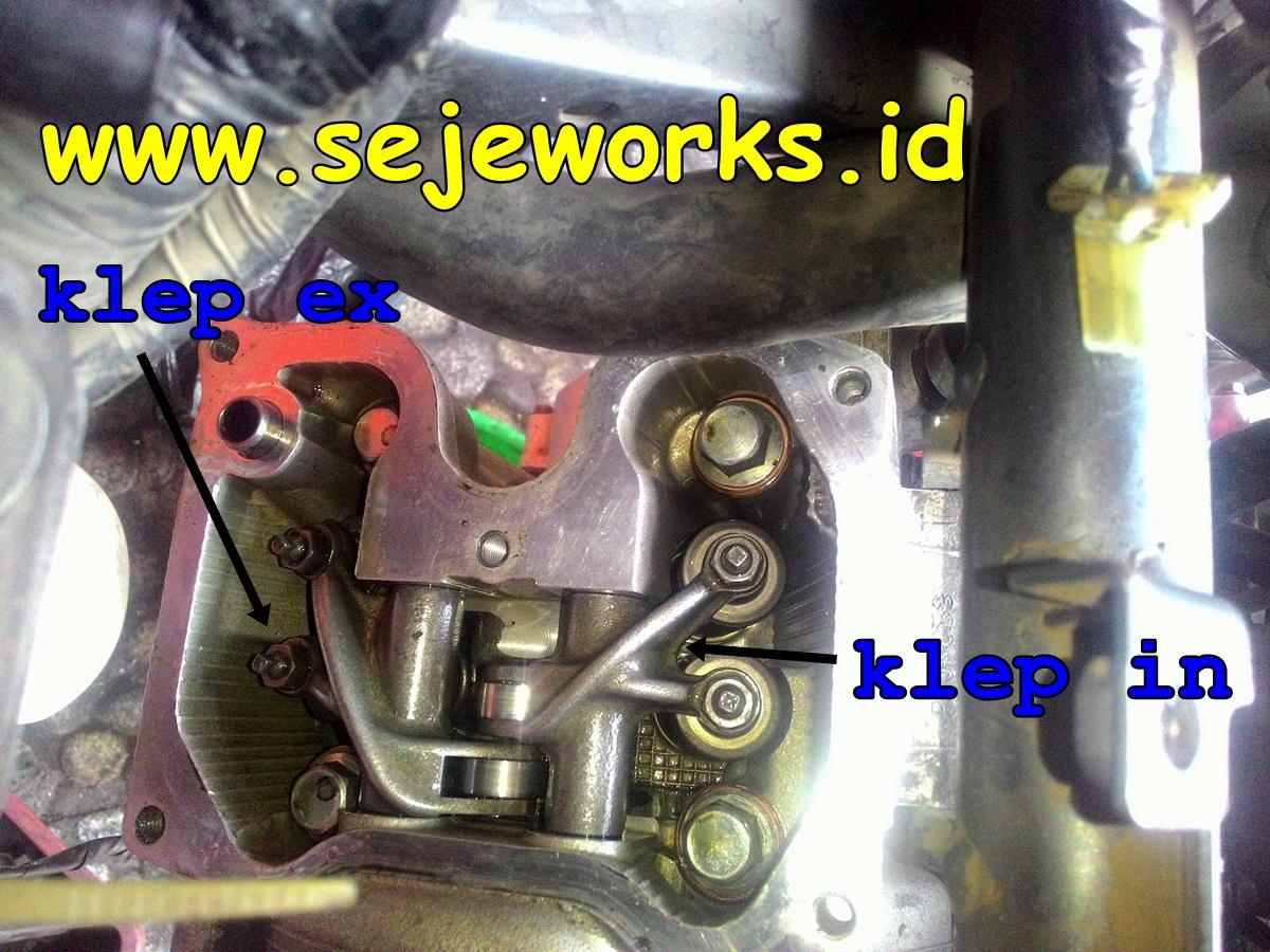 Stel Klep Motor Perhatikan Jarak Renggangnya Bro