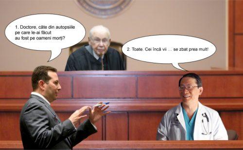 Bancuri cu judecatori