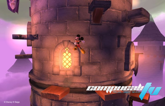 Castle of Illusion PC Full Mickey Mause