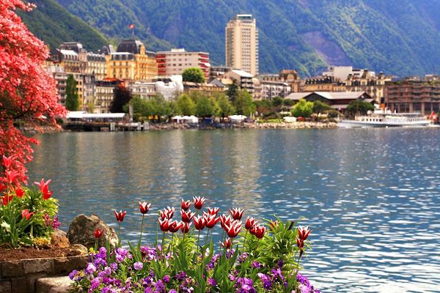 Genebra na Suíça
