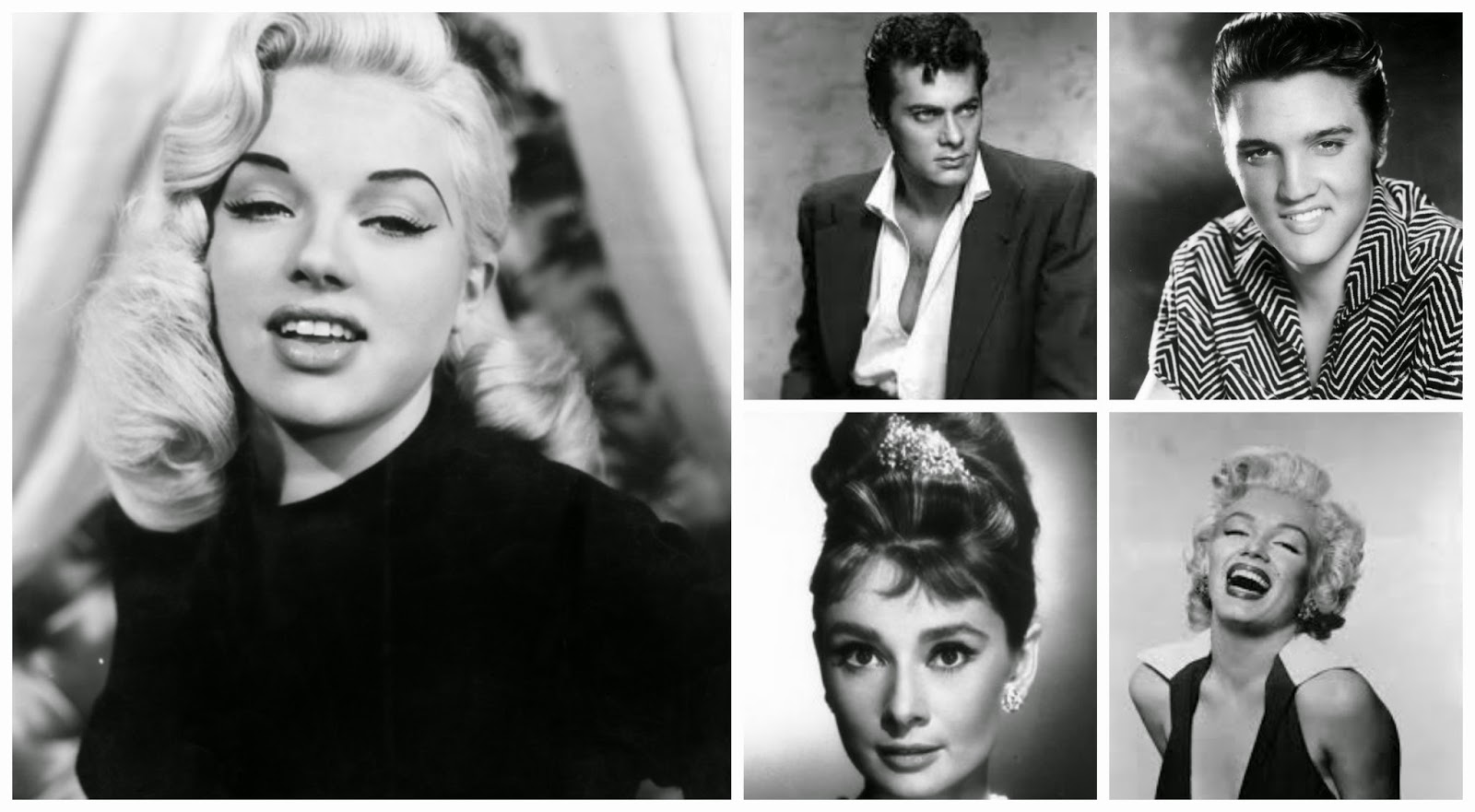 My Top 5 1950's Icons
