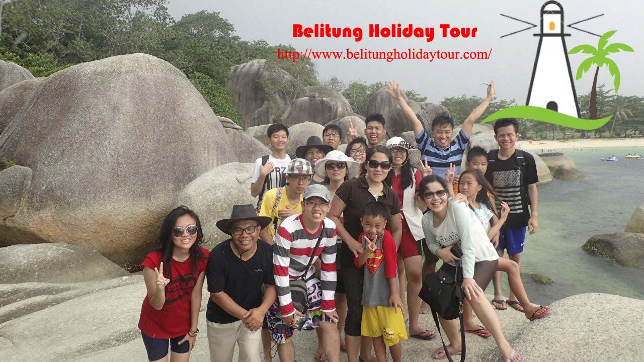 Paket Wisata Belitung 4d3n ( 4 hari 3 malam )