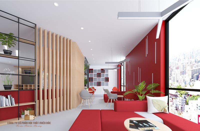 Thiết kế văn phòng trọn gói tiết kiệm chi phí