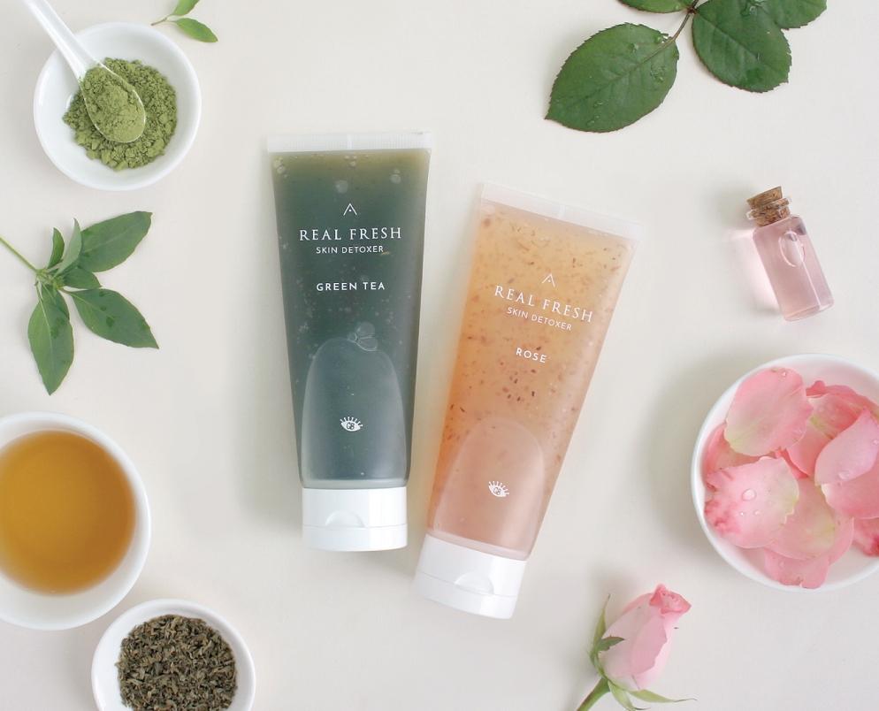 Produk terbaru ALTHEA - Real Fresh Skin Detoxer yang best!!