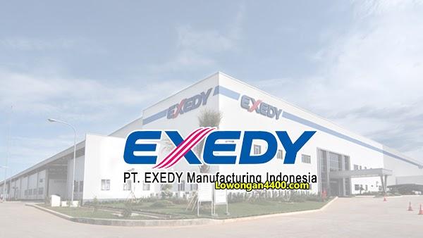 Lowongan Kerja PT. Exedy Manufacturing Indonesia Pabrik Sparepart Karawang 2020
