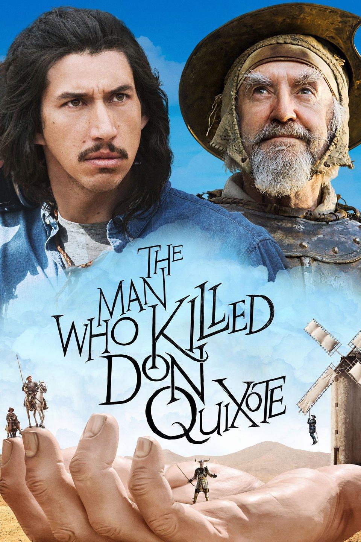 Dubos Den The Man Who Killed Don Quixote