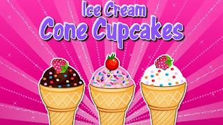 Permainan memasak ice cream