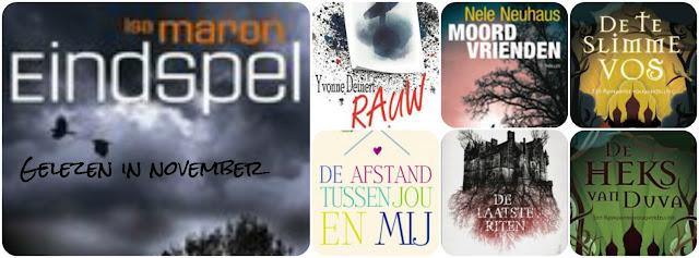 Gelzen in november, The House of Books, Blossom Books, HarperCollins,Letterrijn, Uitgeverij Q