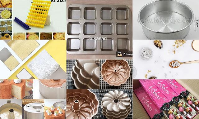 5 Toko Bahan Kue Online di Instagram
