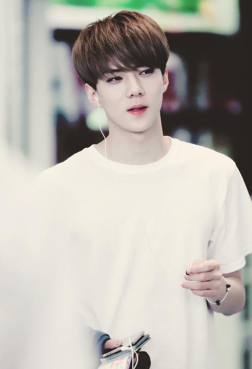 Kumpulan Foto Oh Sehun Exo