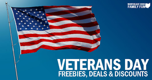 Veterans Day Freebies, Deals & Discounts