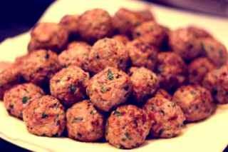 resep bola bola daging goreng