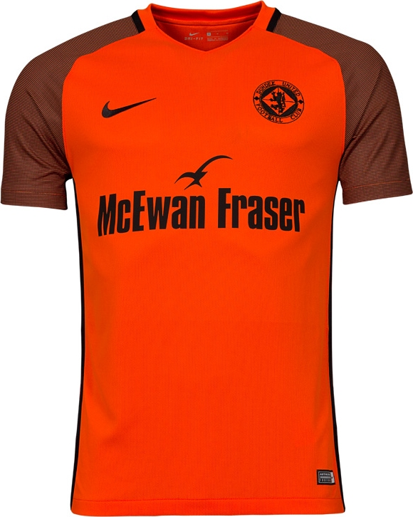 Nike lança as novas camisas do Dundee United - Show de Camisas 170b9809580af